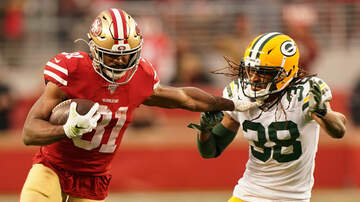 Sports Desk - 49ers Pound Packers, Advance To Super Bowl