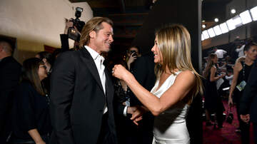 image for Brad Pitt & Jennifer Aniston Are All We Can Talk About From The SAG Awards