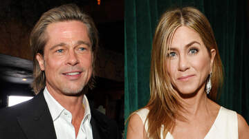Entertainment News - Brad Pitt & Jennifer Aniston Have Sweet Reunion At The SAG Awards