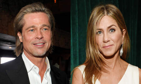 Trending - Brad Pitt & Jennifer Aniston Have Sweet Reunion At The SAG Awards