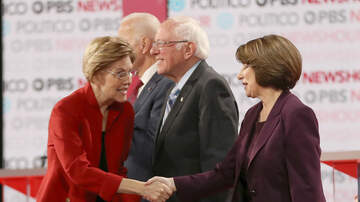 National News - New York Times Editorial Board Endorses Elizabeth Warren and Amy Klobuchar