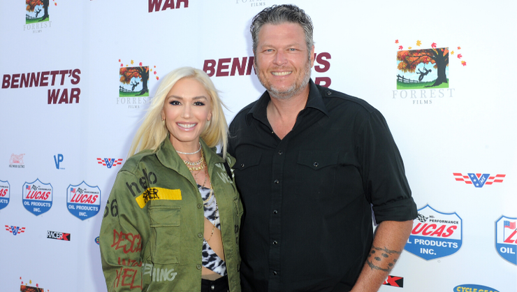 Blake Shelton And Gwen Stefani Tease Romantic 'Nobody But You' Music Video | iHeartRadio