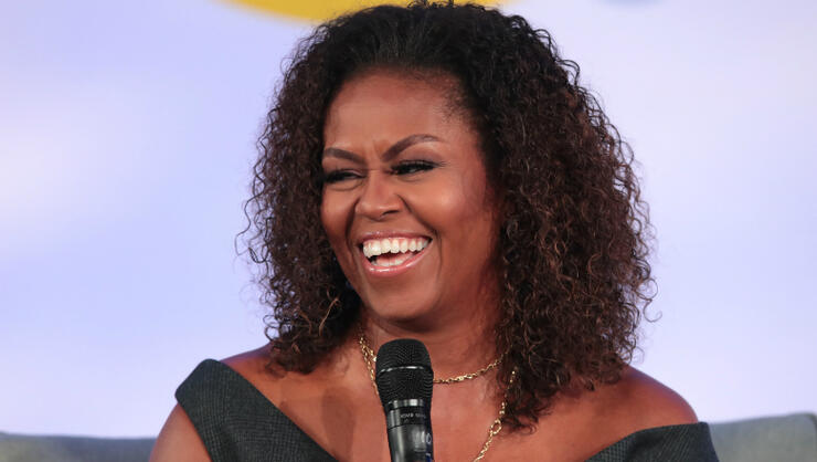 Michelle Obama 2020 Workout Playlist Features Lizzo, Cardi B & More | iHeartRadio