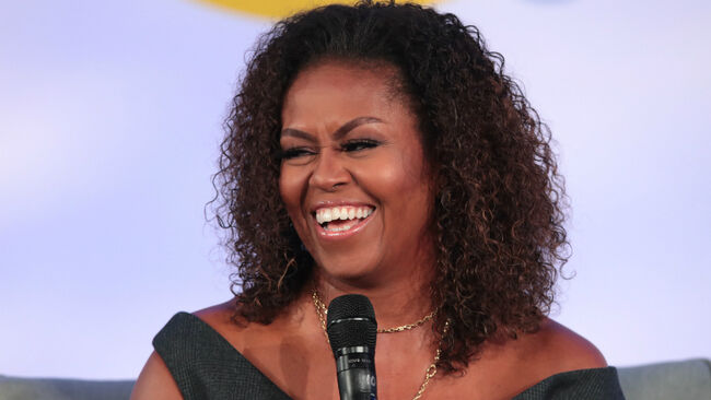 Michelle Obama's 2020 Workout Playlist Features Lizzo, Cardi B & More