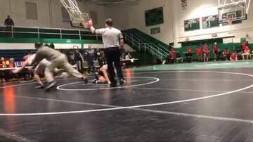 Rex in the Morning - Father charged after tackling son's opponent at high school wrestling match