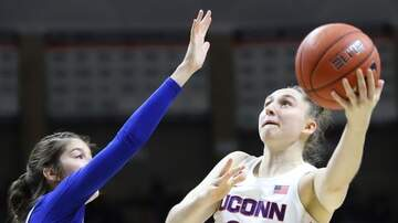 image for UConn Women return to Gampel, blow out Tulsa 92-34