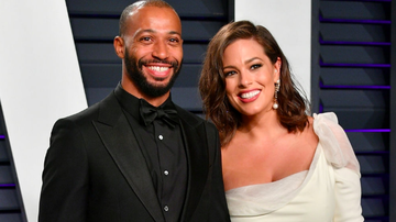 Honey German - Ashley Graham And Justin Ervin Welcome Baby