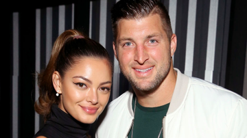 Honey German - Tim Tebow Marries Former Miss Universe Demi-Leigh Nel-Peters
