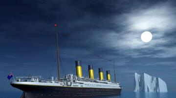 Dave Michaels - A new Titanic will set sail soon passing through the original crash site!