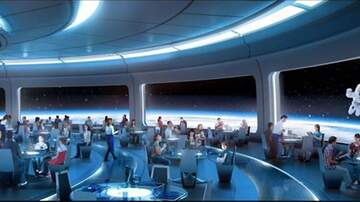 Tim Ben & Brooke - Epcot's 'Space-Themed' Restaurant Opening Soon & It Looks Amazing