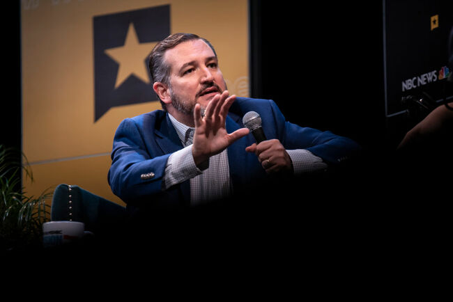 Lawmakers And Presidential Candidates Attend Texas Tribune Festival In Austin, Texas