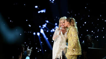 iHeartRadio Music News - Miley Cyrus Pays Tribute to Godmother Dolly Parton With Fun Backstage Clip
