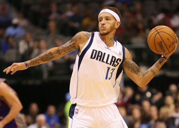 Delonte West at Phoenix Suns v Dallas Mavericks / Getty Images