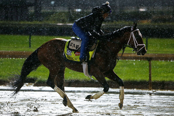 143rd Kentucky Derby - Previews