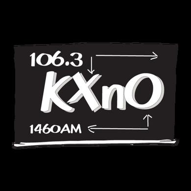 1460 KXNO logo