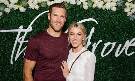 Music News - Julianne Hough's Husband Explains Why He's Exploring His Sexuality