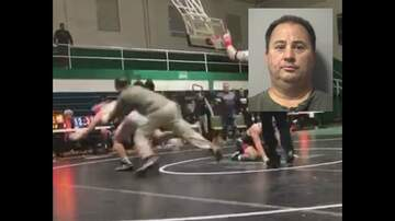 Corey & Patrick In The Morning - What?? NC Parent tackles high school Wrestler!