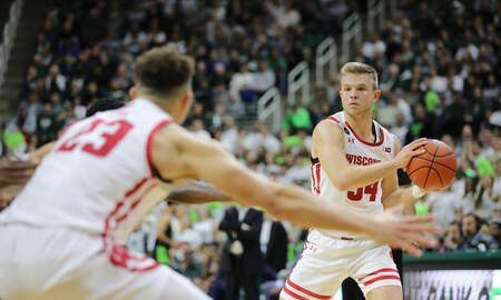 image for Former Badger Brian Butch on Wisconsin's five game winning streak