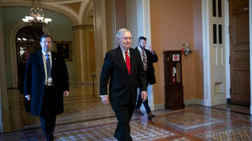 National News - Sen. Maj. Leader Mitch McConnell Lays Out Rules for Trump's Senate Trial