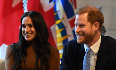 Entertainment News - Netflix Wants Prince Harry & Meghan Markle To Consult On 'The Crown'
