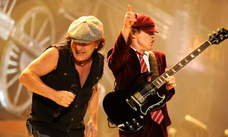 Rock News - Rumor: New AC/DC Album Will Arrive In February Or March