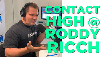 In-Studio Videos - Contact High At The Roddy Ricch Concert! LOL!