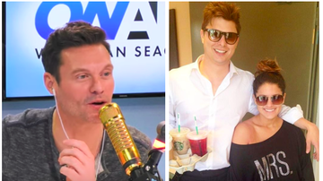 Sisanie - Seacrest Shares Relationship Advice With Sisanie on 6th Wedding Anniversary