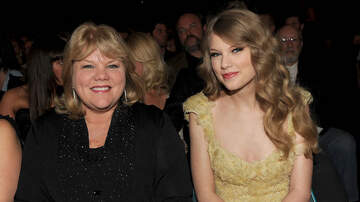 Music News - Taylor Swift Reveals Mom Andrea Has Been Diagnosed With A Brain Tumor