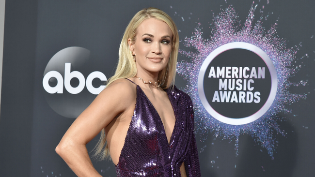 Carrie Underwood Shares Photos Of Son Jacob Celebrating His First Birthday