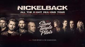 image for Nickelback and Stone Temple Pilots – Week of 1.20.20