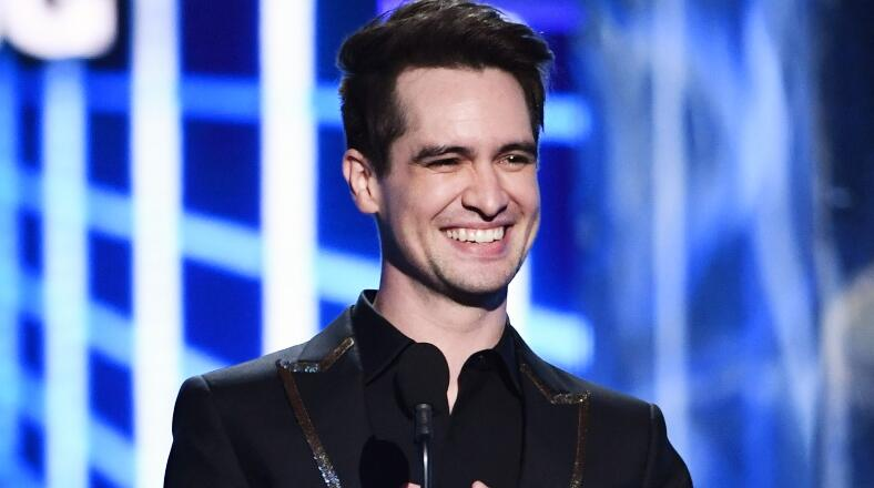 Brendon Urie Live Streamed The Making Of New Song '1980VRO' | iHeartRadio