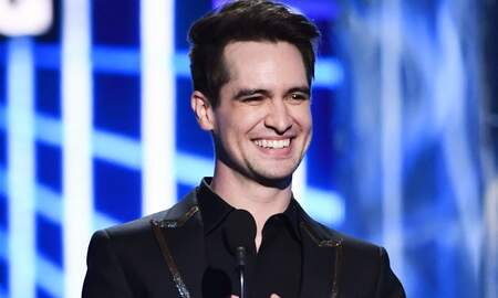 image for Brendon Urie Live Streamed The Making Of New Song '1980VRO'