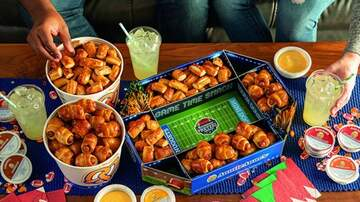 Suzette - You Can Get A Pretzel-Themed Stadium Filled With Auntie Anne's