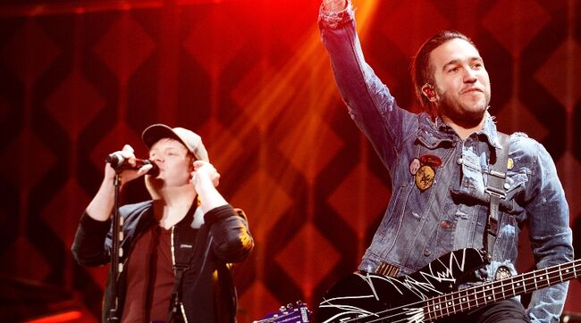 Fall Out Boy Makes An Epic Guest Appearance On 'The Price Is Right'