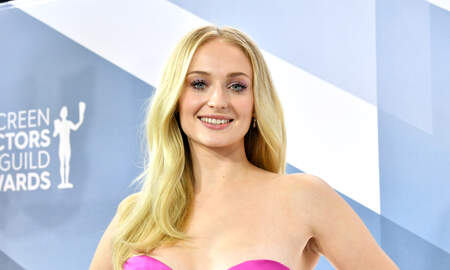 Entertainment News - Sophie Turner Wants To Join 'Lizzie McGuire' Revival On Disney+