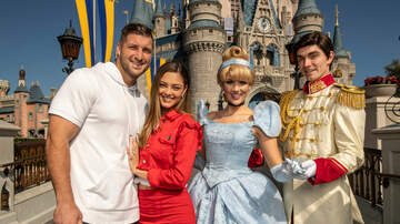 Catalina - Tim Tebow and Demi-Leigh Nel-Peters Tie the Knot in Destination Wedding