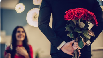 BC - Survey: Americans Get More Excited About Valentine's Day Than Christmas