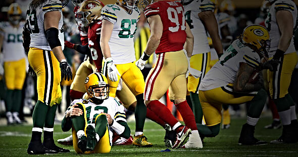 "Colin Cowherd: ""49ers Could Smell the Fear of the Fraudulent Packers"""