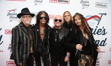 Rock News - Aerosmith Drummer Joey Kramer Sues Band Over Grammys Freeze-Out