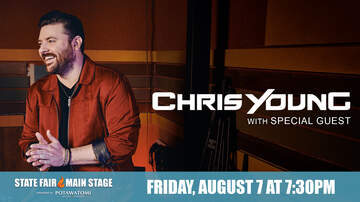 None - Chris Young at Wisconsin State Fair