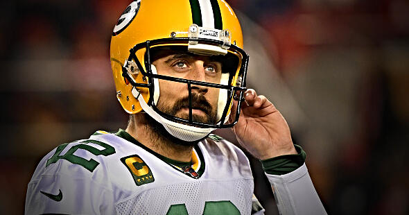 Colin Cowherd Says 'Condescending & Moody' Aaron Rodgers is a Quitter