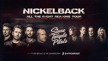 image for Nickelback with Stone Temple Pilots