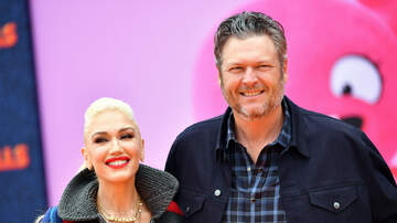 Ric Rush - Blake Shelton And Gwen Stefani Release 'Nobody But You' Music Video