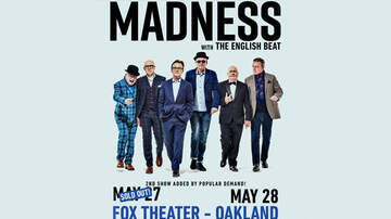 image for Madness At The Fox Theater 2nd Show Added