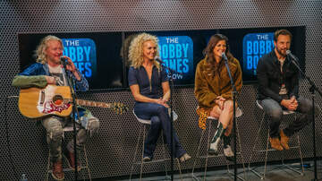 Bobby Bones - Little Big Town Originally Recorded American Kids For An Album