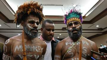 Otis - 2 Papuan Men Refuse To Remove Large Gourds That Cover Manhood In Court