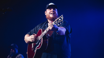 iHeartCountry - Luke Combs To Make His 'Saturday Night Live' Debut