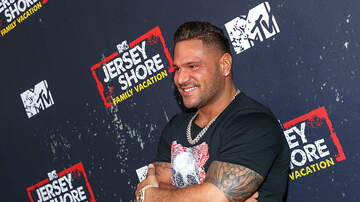 Josh - Jersey Shore Star Giddy As Woman Flashes Him in Hollywood
