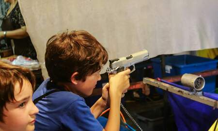 Sarah the Web Girl - New Jersey Bans Sale of Realistic Toy Guns
