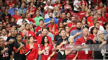 Tony Sandoval on The Breeze - 104 Year Old Forty-Niner Fan is truly the Most Faithful.